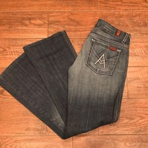 7 For All Mankind Women's A Pocket Jeans